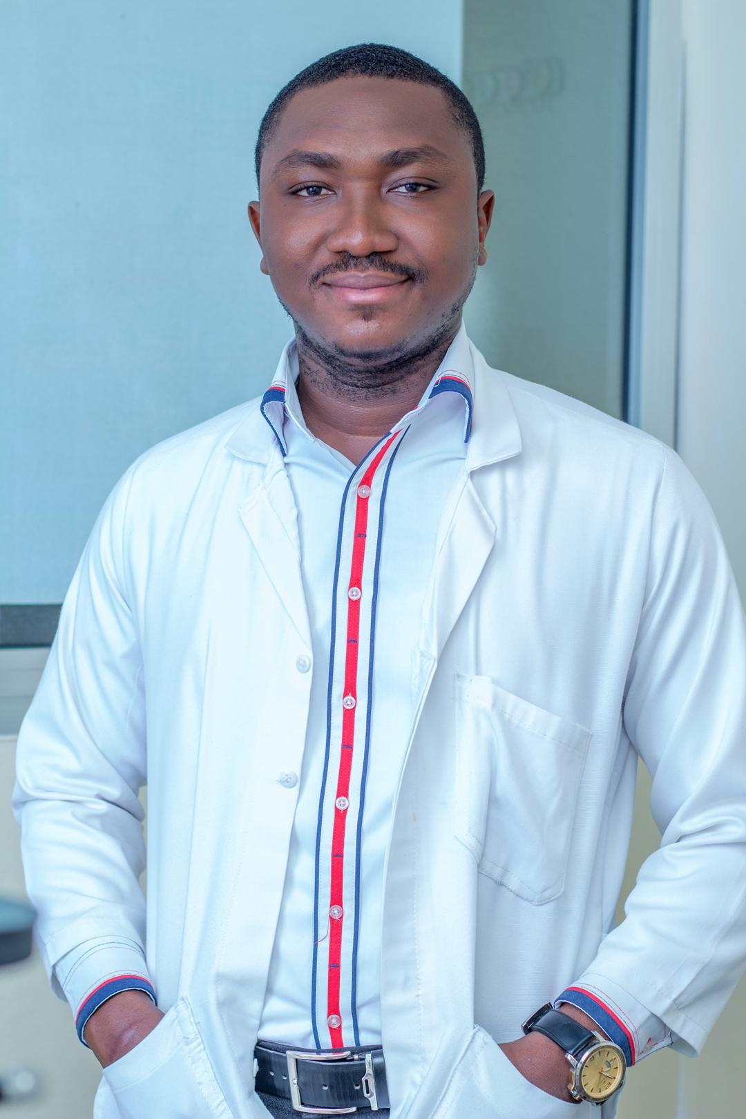 Dr. Daniel Antwi-Bosiako